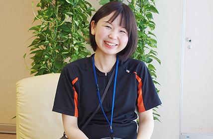 白楽荘在宅サービスセンター 非常勤職員 織田奈緒子