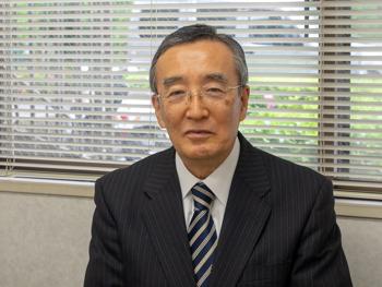 松本健二理事長
