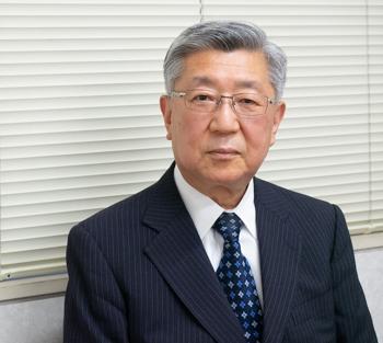 曽我理事長の写真